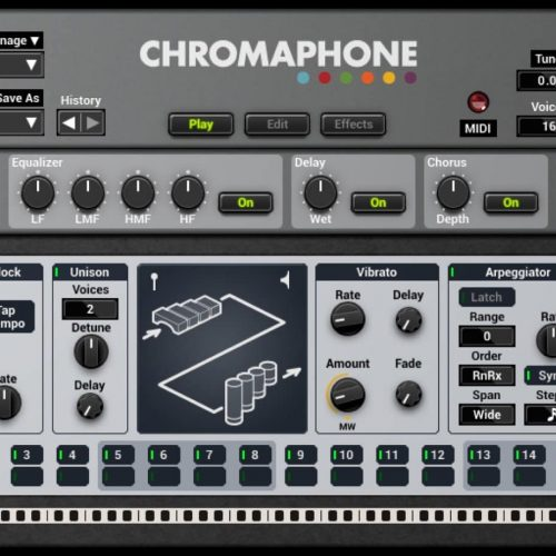 chromaphone 2 sample 2
