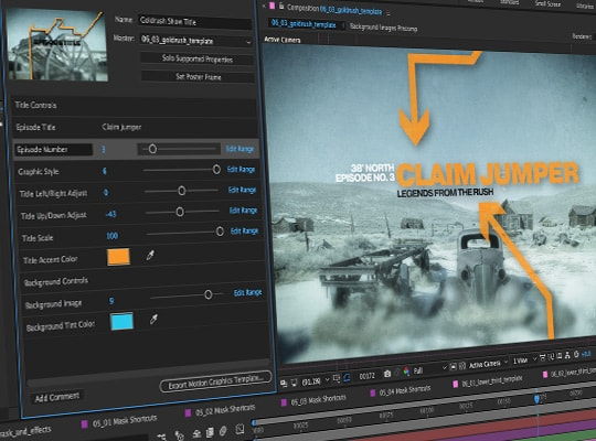 after effects cc 1